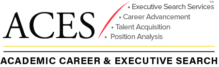 Academic Career & Executive Search